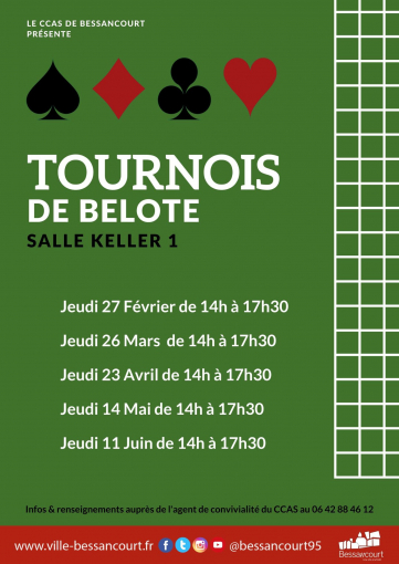 tournois de belote